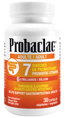 Probiotics for adults Probaclac