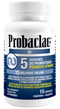 Probiotique Gastro intestinal Probaclac
